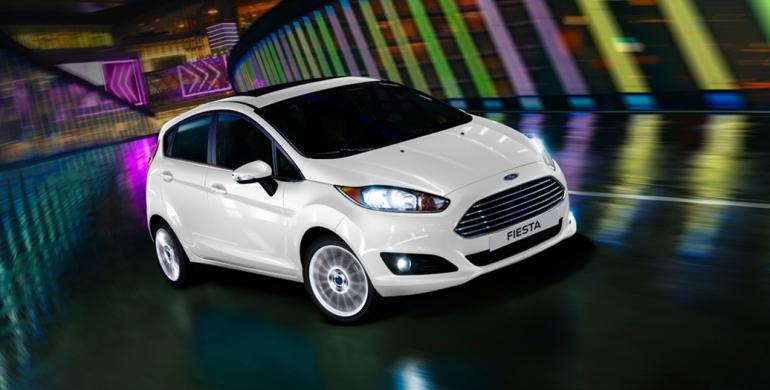 El nuevo Ford Fiesta. Foto de referencia