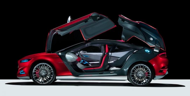 Ford Evo.