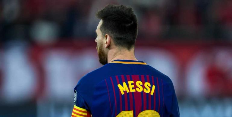 La lujosa colección de carros del astro del fútbol: Leo Messi