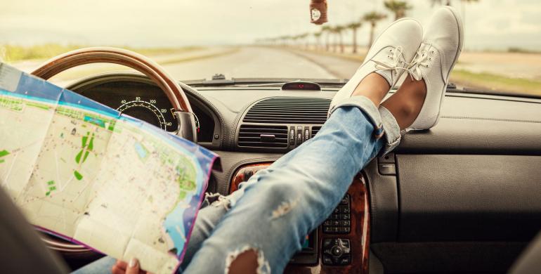 Cómo sacar la licencia de conducción internacional