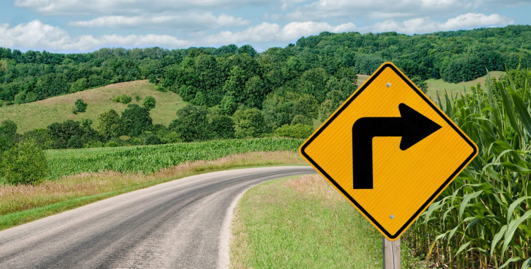 Cómo se dividen las señales de tránsito