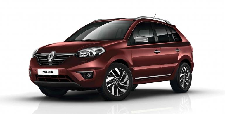 Renault Koleos Serie Limitada Sport Way