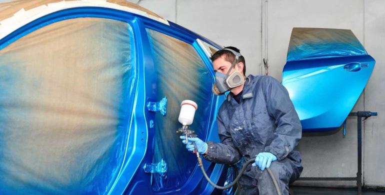 Todo sobre el proceso de latonería y pintura para su vehículo