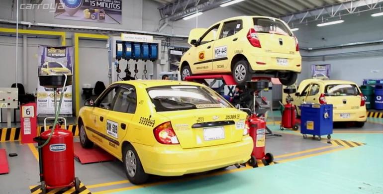 Hyundai Sede Taxi