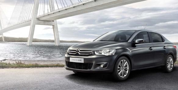 Citroën C-Elysée: el carro inspirado en los Campos Elíseos