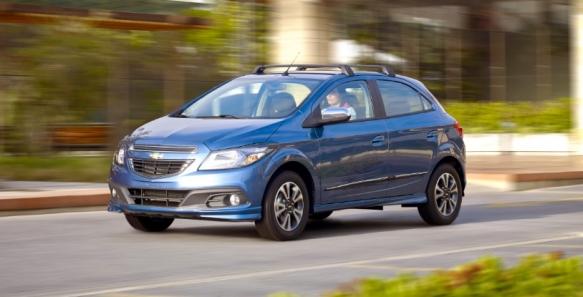 Test Drive nuevo Chevrolet Ónix