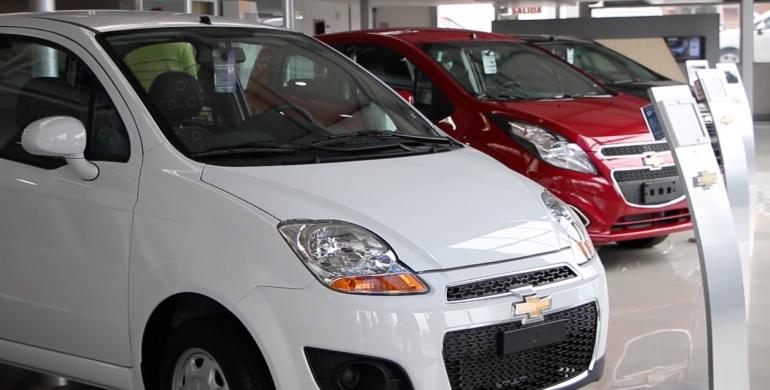 Modelos Chevrolet con grandes descuentos de la mano de Autoniza
