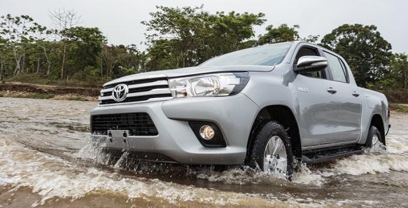 Nueva Toyota Hilux: a prueba por los Llanos Orientales