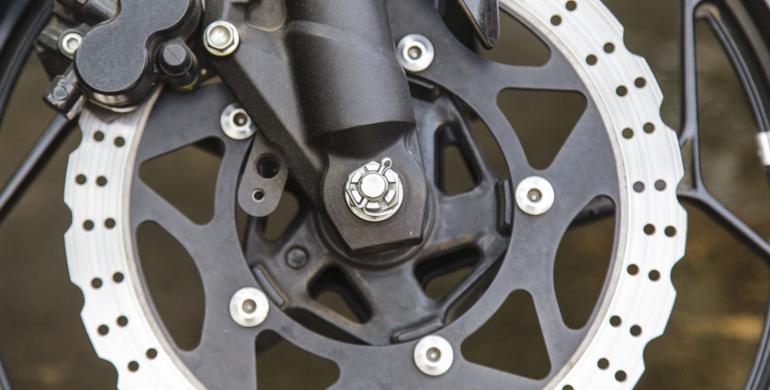 ¿Frenos ABS en motos?