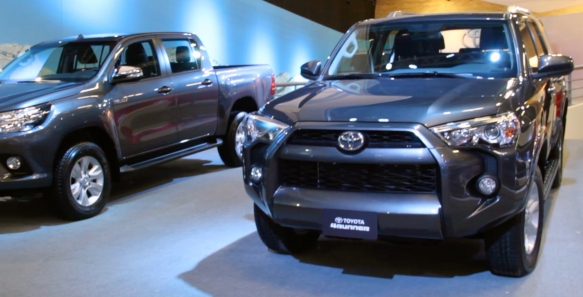 Conozca la apuesta de Toyota en el Salón del Automóvil de Bogotá 2016