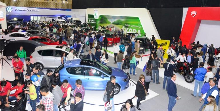 Cinco novedades claves del XV Salón Internacional del Automóvil