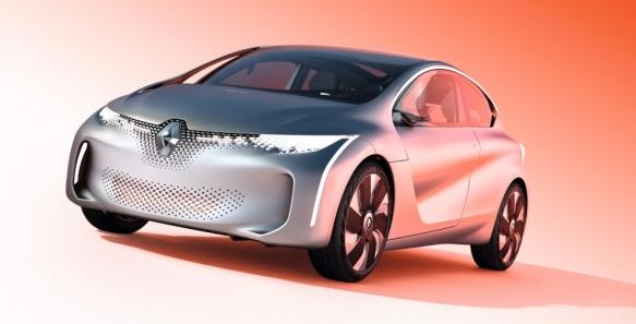 Conozca el carro futurista del Salón del Automóvil 2016