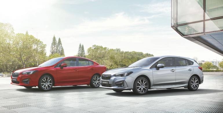 Nuevo Subaru Impreza: uno de los lanzamientos más potentes de 2017