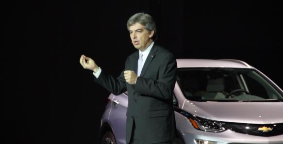 Jorge Mejía se despide de la presidencia de GM Colmotores Colombia