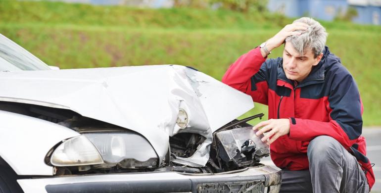 """Cuándo y por qué un auto se considera """"Pérdida Total"""""""