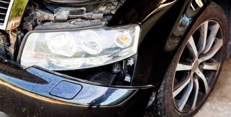 Cómo identificar los daños de un vehículo tras un accidente