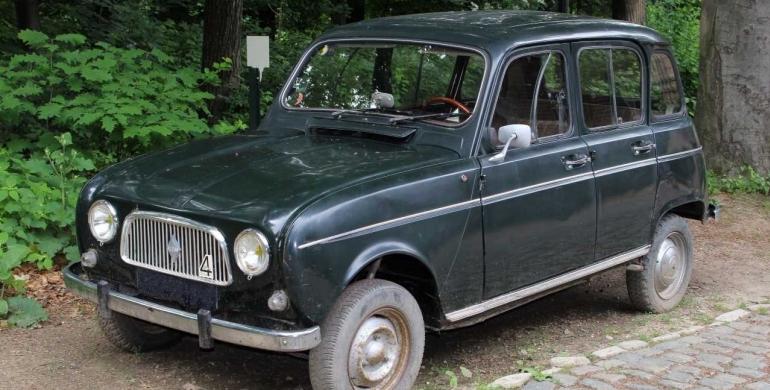 Renault 4: El vehículo que sigue haciendo historia en Colombia.
