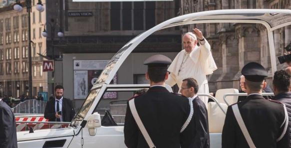 Datos curiosos del Papamóvil: vehículo oficial del Vaticano