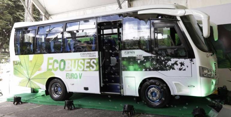 Buses Euro V Chevrolet
