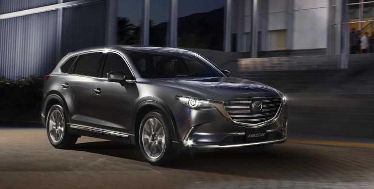 Mazda CX-5 y Mazda CX-9, las mejores SUVs de 2018