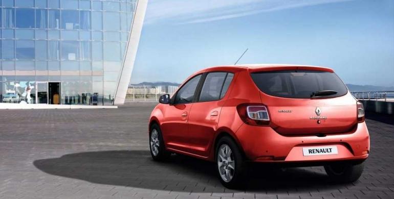 Sandero y logan life + las nuevas versiones de Renault