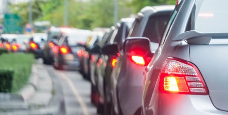 Colombia, el tercer país más congestionado del mundo