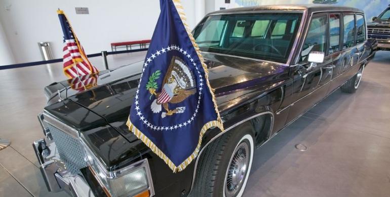 Carros Presidenciales