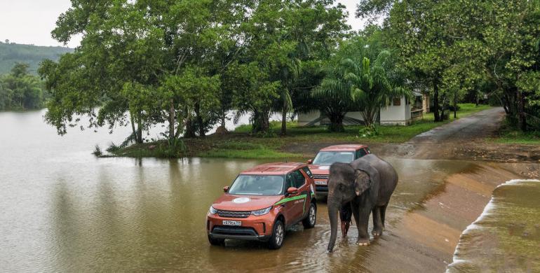 Land Rover Discovery: un vehículo todo terreno