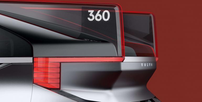 360c: el carro volador de Volvo Cars