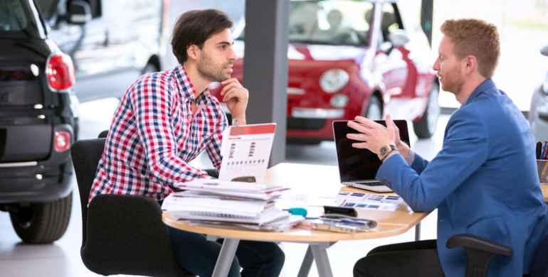 Matrícula de un carro nuevo: trámite y documentos