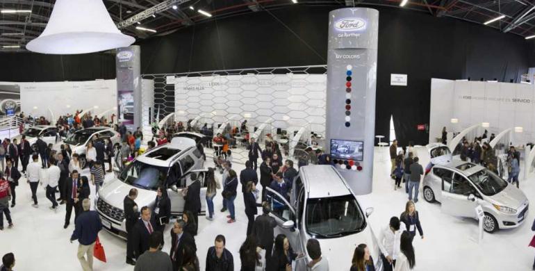 Salón del Automóvil 2018 en Bogotá