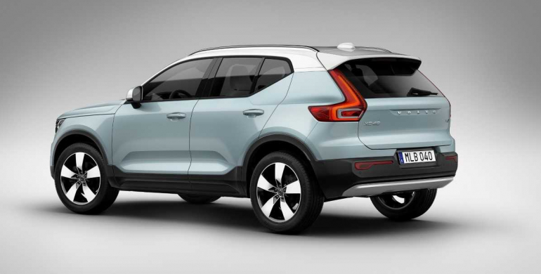 Volvo Cars: lanzamientos y novedades SIAB