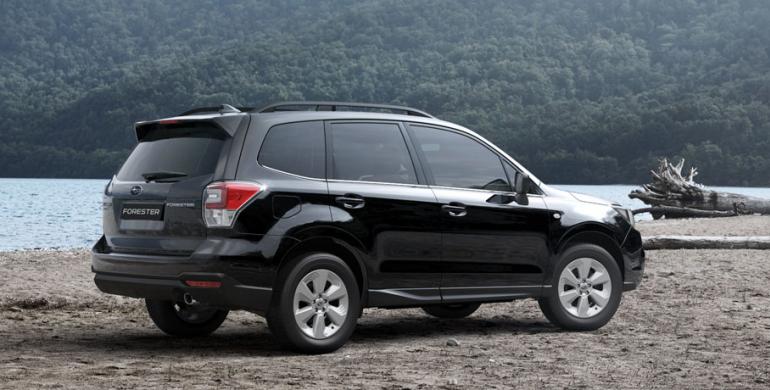 Subaru New Forester 2019