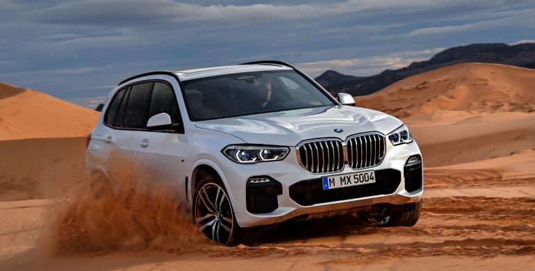 BMW X5 la más innovadora, prestigiosa y poderosa de la familia SAV