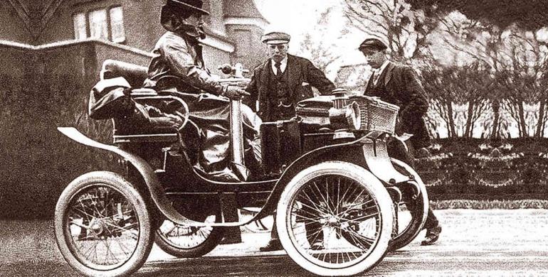 Primer carro