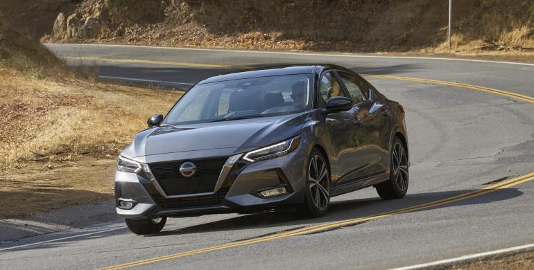 El Nissan Sentra 2021, el sedán que le apuesta a la tecnología y la seguridad