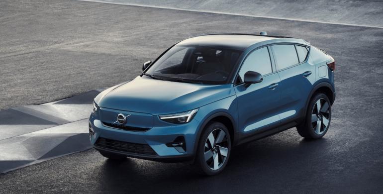 Volvo Cars lanza el nuevo C40 Recharge completamente eléctrico