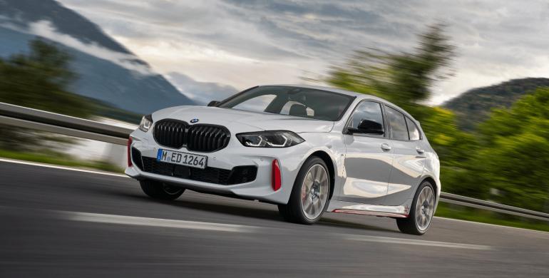 El nuevo BMW 128ti está listo para rodar en Colombia