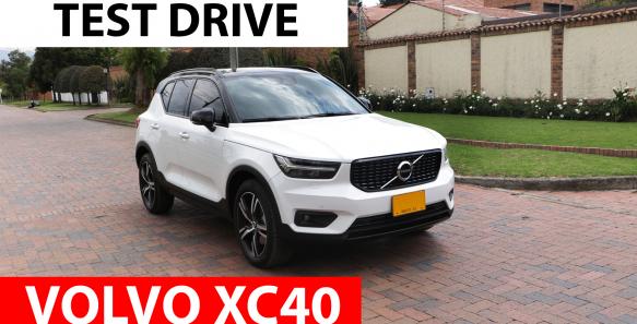 Test Drive ¡Probamos la nueva Volvo XC40 T5 Recharge!