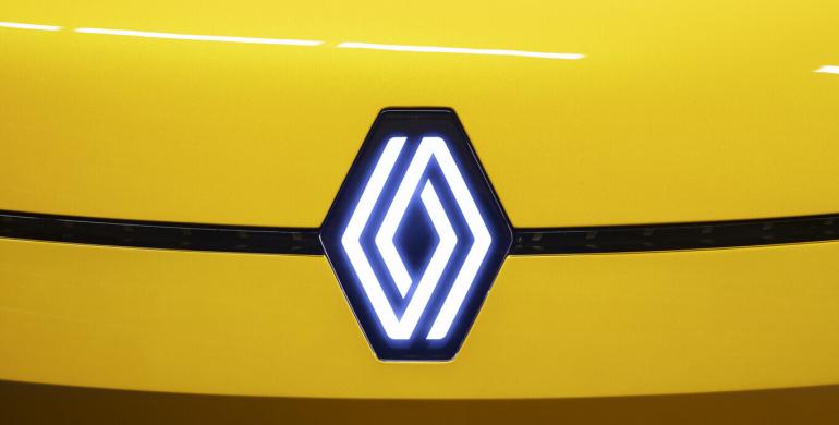 Renault presenta la decimotercera versión de su emblemático logo