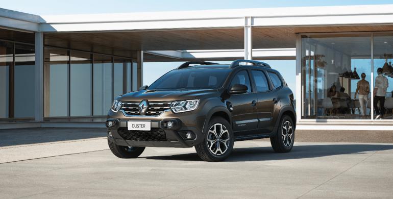 Renault lanzó oficialmente la nueva Duster 2022 en Colombia