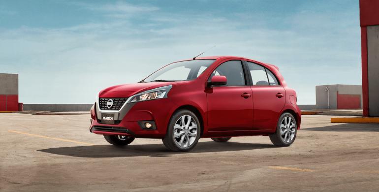 Nissan lanza el nuevo March 2021 ¡Un carro que promete emociones!