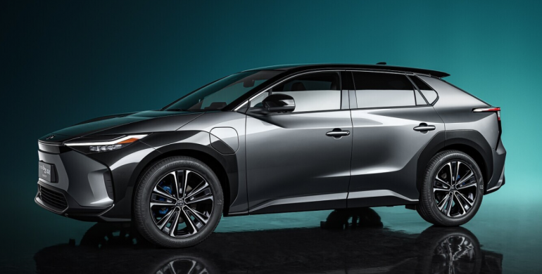 Toyota bZ4X concept, será el primer SUV eléctrico de la marca japonesa