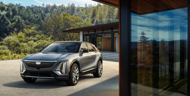 La Cadillac LYRIQ 2023 debuta y anuncia un futuro eléctrico