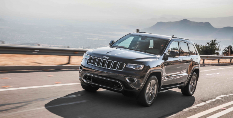 Jeep Grand Cherokee presenta su nuevo portafolio de carros en Colombia