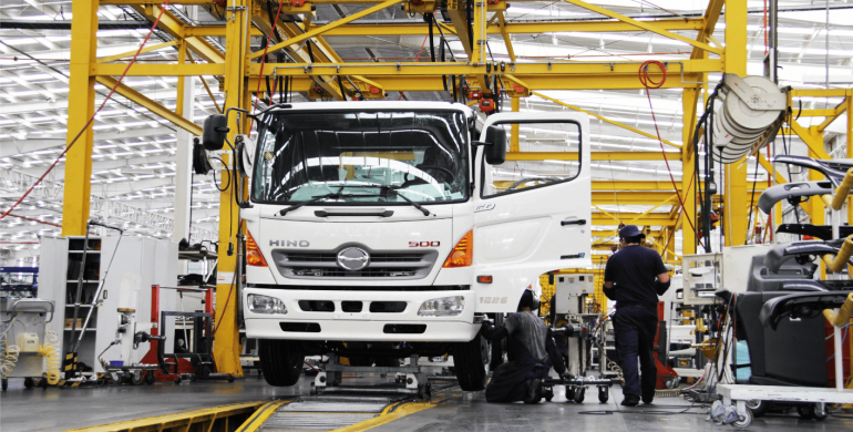 Balance positivo para el segmento de transporte de carga en lo que va del 2021
