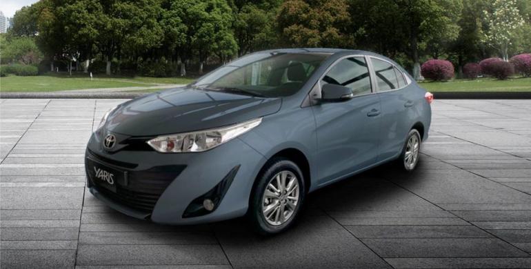 Toyota fortalece su portafolio en Colombia con el nuevo Yaris Sedán