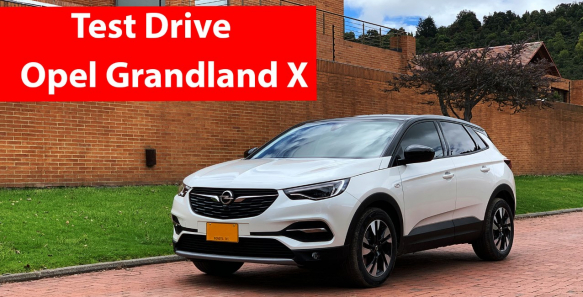Opel Grandland X: la camioneta alemana que llega a conquistar el mercado colombiano