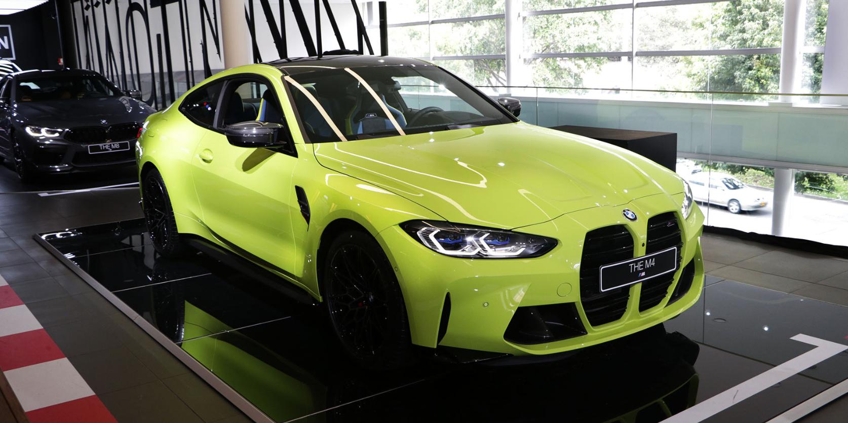 Cinco poderosos lanzamientos de BMW que ya 'rugen' en Colombia