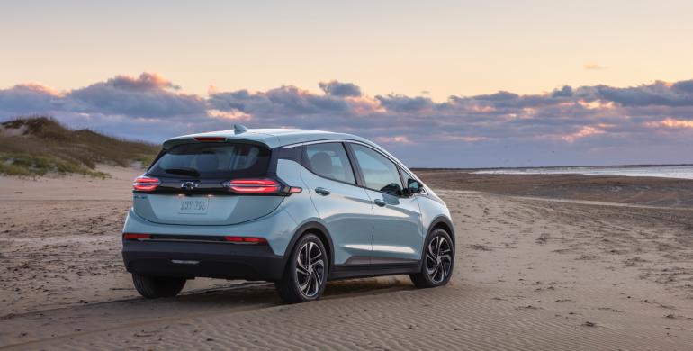 GM invertirá 35 mil millones de dólares en vehículos eléctricos y autónomos